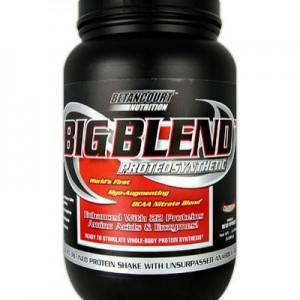 big blend vanilla 4.25lb