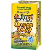 Animal Parade® Omega 3/6/9 Junior Softgels