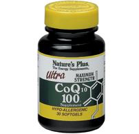 COQ 10 100 30 SOFTGEL