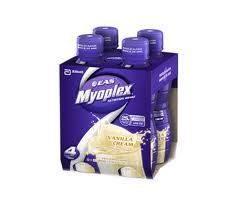 MYOPLEX STRENGTH SHAKE 14 FL VANILA