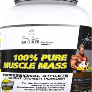 100%PURE MUSCLE MASS 5.9LB CHOCOLATE