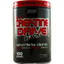 CREATINE DRIVE BLACK 300 GM