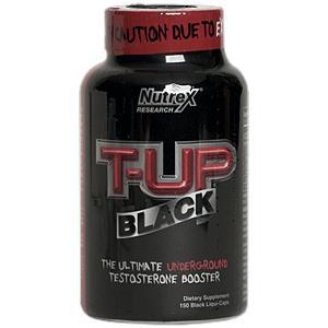 T-UP BLACK 150 CAPS