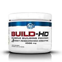 BUILD -HD LEMONADE 165 GM