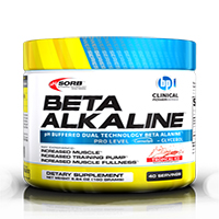 BETA ALKALINE TROPICAL ICE 160 GM