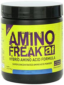 AMINO FREAK BLUE RASPBERRY 192 GM