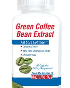 GREEN COFFEE BEAN EXTRACT 90 CAPS