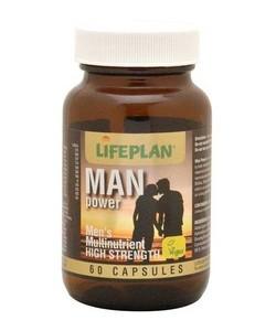 MAN POWER 60 CAPS (LIFEPLAN)