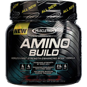 AMINO BUILD FRUIT PUNCH 261 GM