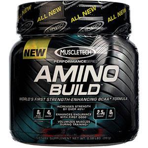 AMINO BUILDGREEN APPLE 261 GM