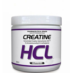 CREATINE HCL RASPBERRY LEMON 300 GM