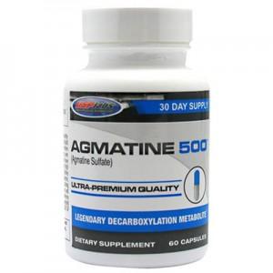 AGMATINE 500 60 CAPS