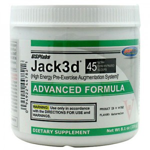 JACK 3D WATER MELON 230 GM