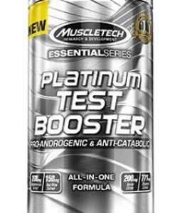 PLATINUM TEST BOOSTER 60CAPS (MUSCLETECH)