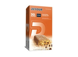 OATMEAL PEANUT BUTTER CHOCO CHIP 120 GM-DETOUR