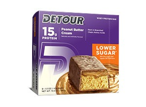 LOWER SUGAR PEANUT B CREAM85 GM-DETOUR