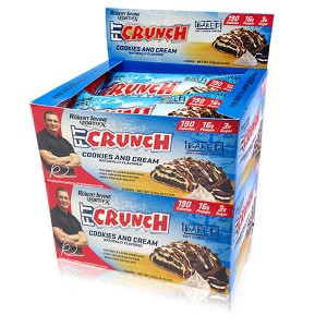 CRUNCH COOCKIES&CREAM 46 GM (PERVINE FOODS CRUNCH)