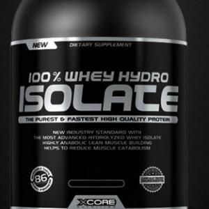 100% WHEY HYDRO ISOLATE 4.4 LB CHOCOLATE