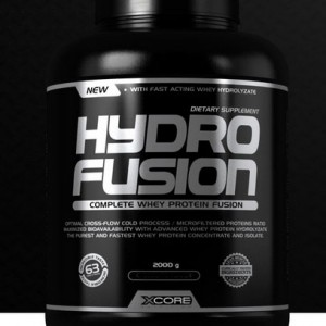 HYDRO FUSION CHOCOLATE 4.4 LB