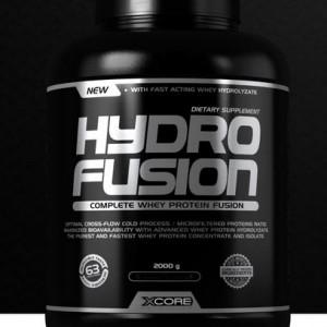 HYDRO FUSION CHOCOLATE 4.4 LB