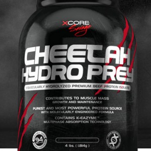 CHEETAH HYDRO PREY  CHOCOLATE  4LB