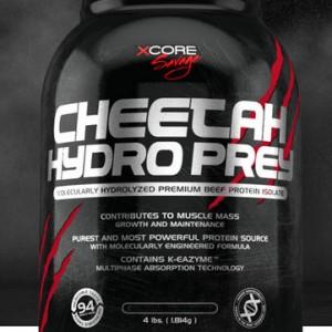CHEETAH HYDRO PREY  CHOCOLATE  4LB
