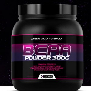 BCAA POWDER 300 GM