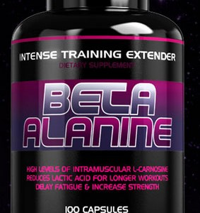 BETA ALANINE 843 MG 100 CAPS