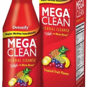 MEGA CLEAN TROPICAL FRUIT PUNCH 946 ML