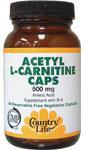 Acetyl L-Carnitine (Vegeterian)