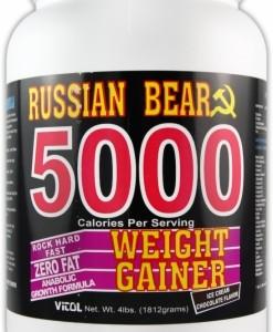 Russian Bear 5000 Weight Gainer