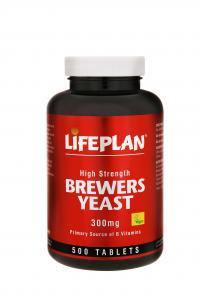 Brewers Yeast 300mg x500