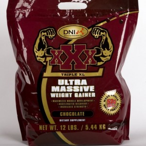 DNI ULTRA MASSIVE WEIGHT GAINER 12 LBS