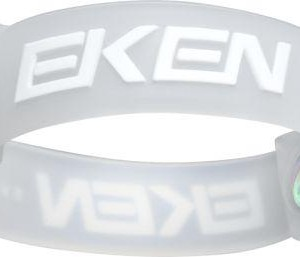 Clear + White Power Band