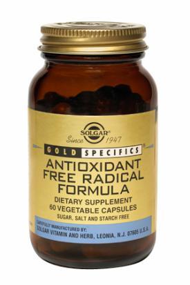 Antioxidant Free Radical Formula
