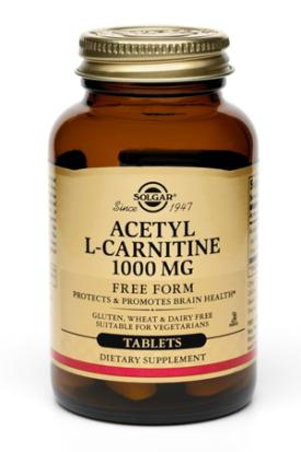 Acetyl L-Carnitine 1000 mg Tablets
