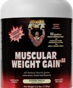 Muscular Weight Gain