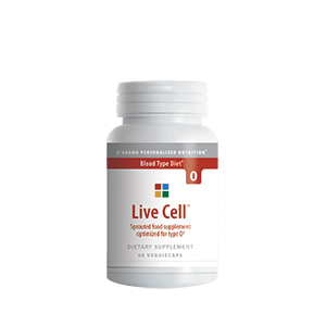 Live Cell O (sprouted foods complex)