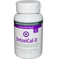 DetoxiCal-D (90 caps)
