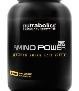 AMINO POWER 2000-NUTRABOLICS