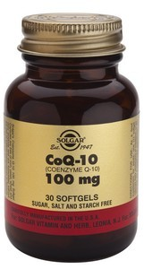 CO-ENZYME Q10 100MG SOFT