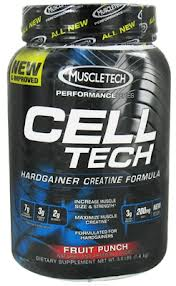 CELL TECH PERF SERIES FRUIT PUNCH 3 LB