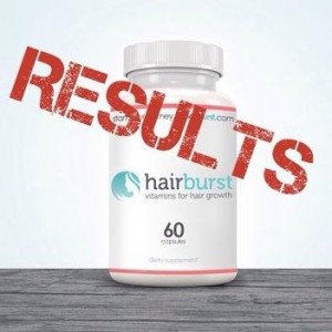 HairBurst Hair Formula, 60 Count
