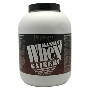 Massive Whey Gainer 9.4 LB