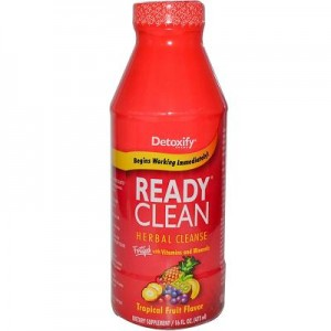 READY CLEAN TROPICAL FRUIT PUNCH 473 ML