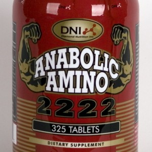 ANABOLIC AMINO2222 (325 TAB) (DNI)