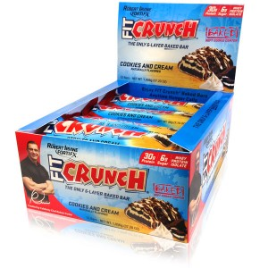 CRUNCH COOCKIES&CREAM 88 GM (PERVINE FOOD CRUNCH)