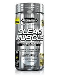 CLEAR MUSCLE 168 CAPS(MUSCLETECH)