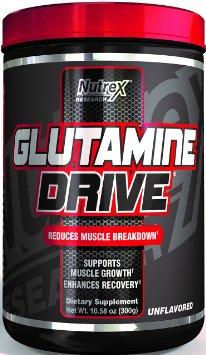 GLUTAMIN DRIVE BLACK 300 GM